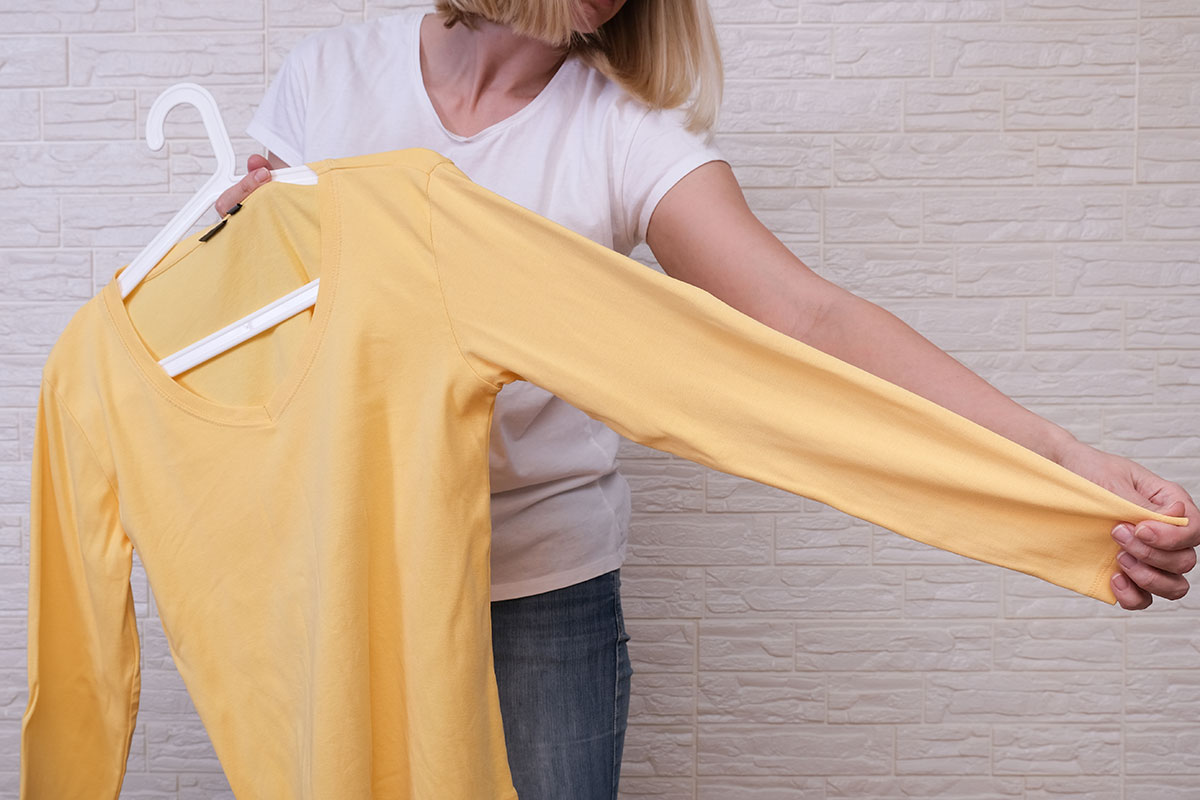 long sleeve clothing